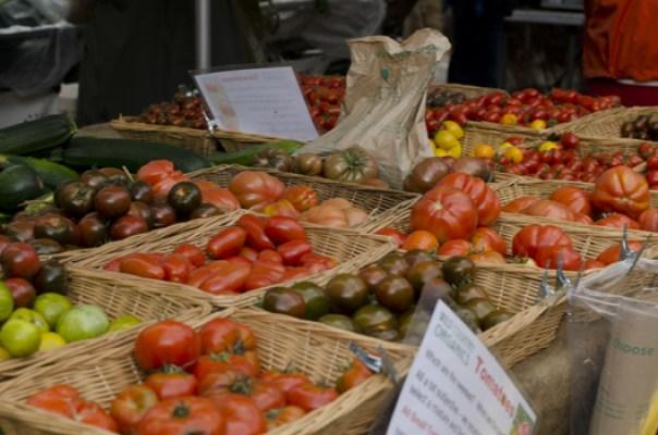 Notting Hill Farmer's Market