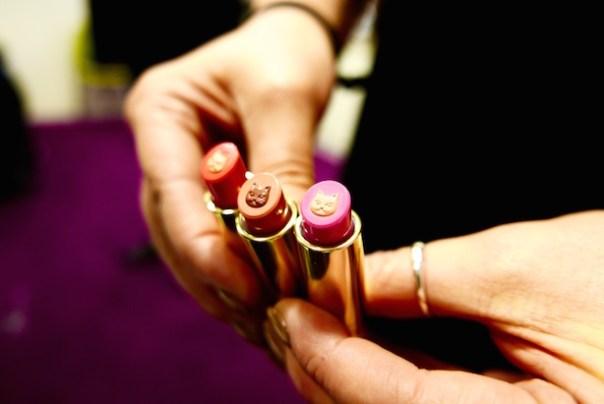 Cat lipsticks Paul & Joe