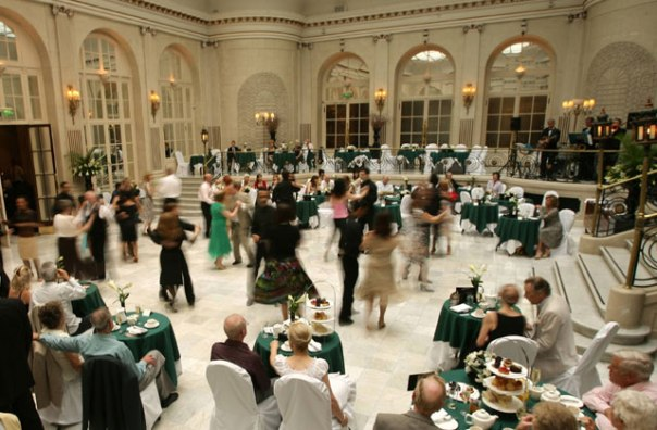 Tea Dances at The Waldorf, London