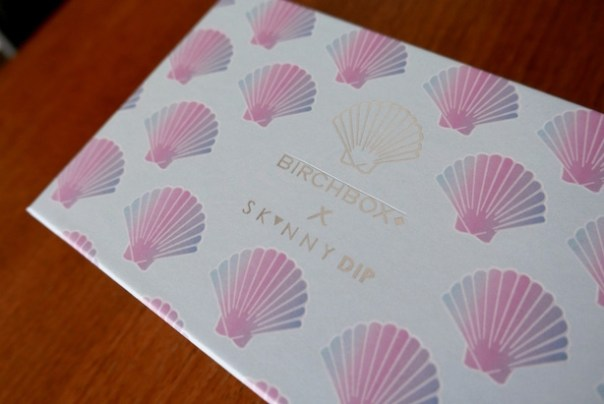 Birchbox Skinny Dip London