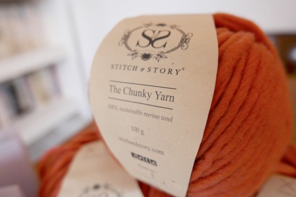 Stitch and Story Knitting kits