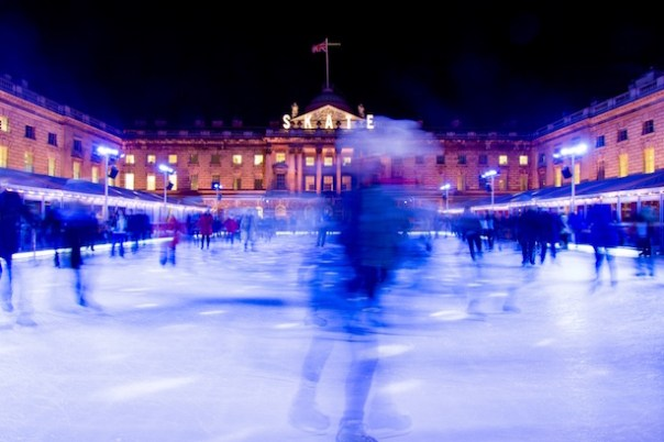 Skate at Somerset House