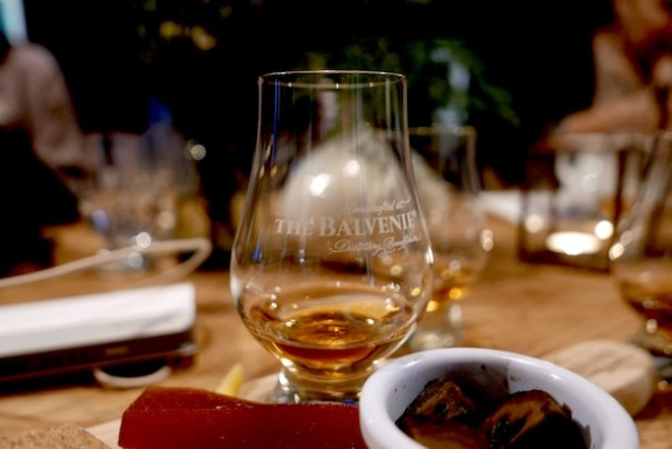 James Stroud and The Balvenie - Succession