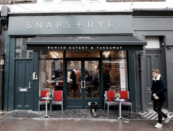 Snaps and Rye