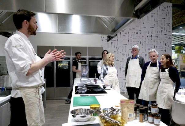 Waitrose Cookery School