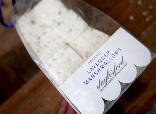 Daylesford Lavender Marshmallows