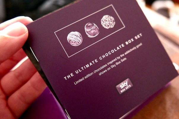 Paul A Young Chocolates Sky Box Set