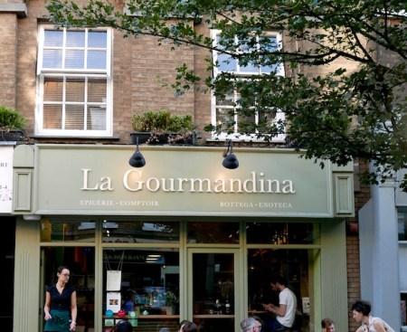 La Gourmandina
