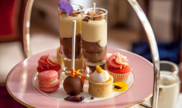 Champagne Afternoon Tea for One or Two People at 5* The Royal Horseguards