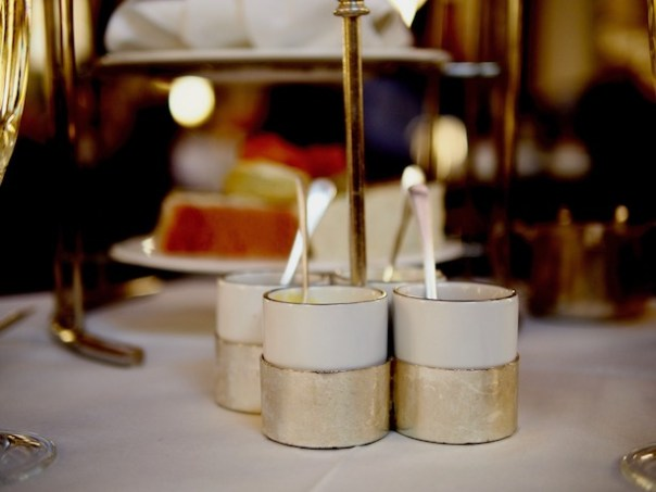 Birdcage Afternoon Tea at Sheraton Grand London Park Lane
