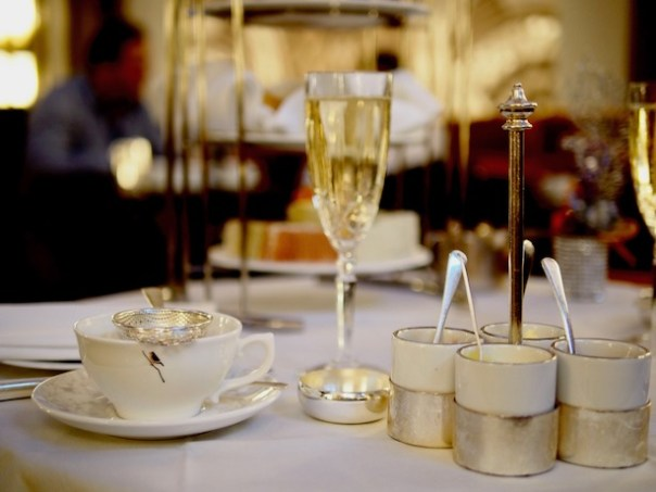 Birdcage Afternoon Tea at Sheraton Grand London Park Lane