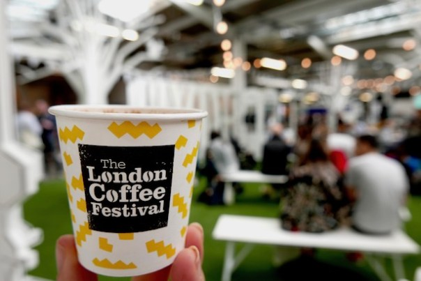 London Coffee Festival