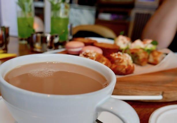 Nordic Afternoon Tea Aster Victoria
