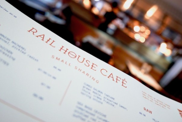 Rail House Cafe Victoria