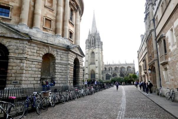 Trainline Oxford