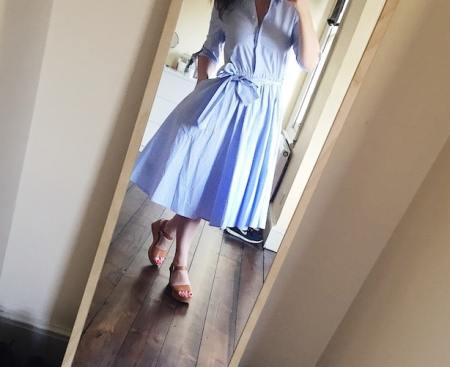 M&S Shirt Dress
