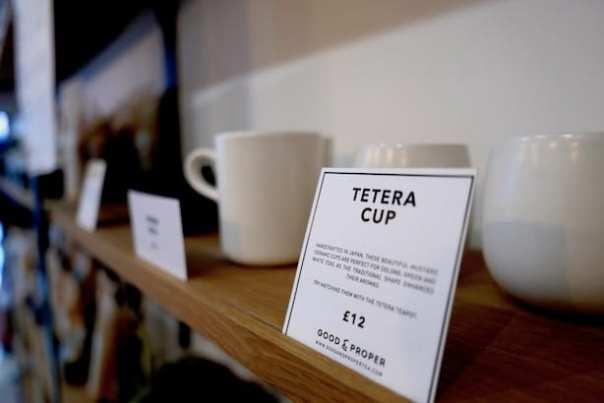 Good and Proper Tea, Leather Lane
