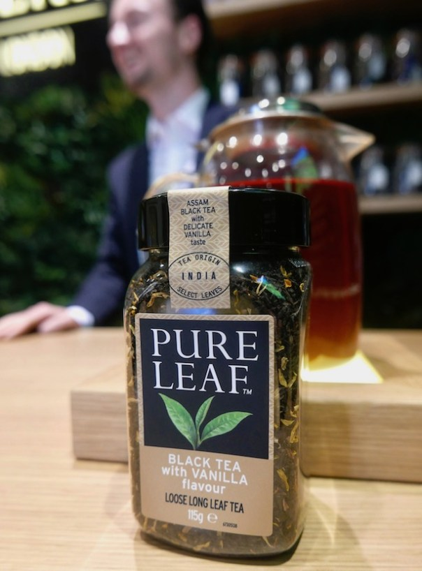 Pure Leaf London Pop-Up, Sloane Square