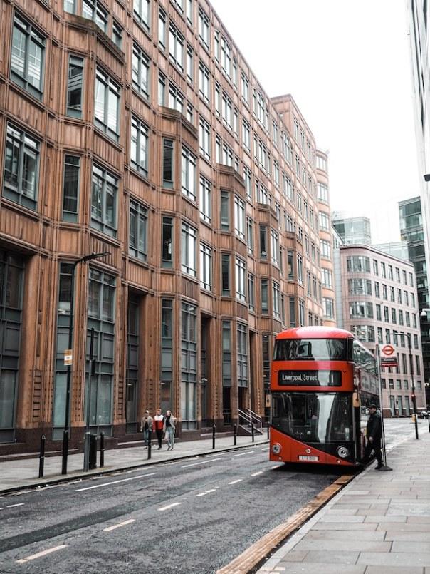 Liverpool Street bus
