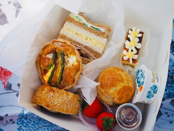 Buttercups Bakery Picnic
