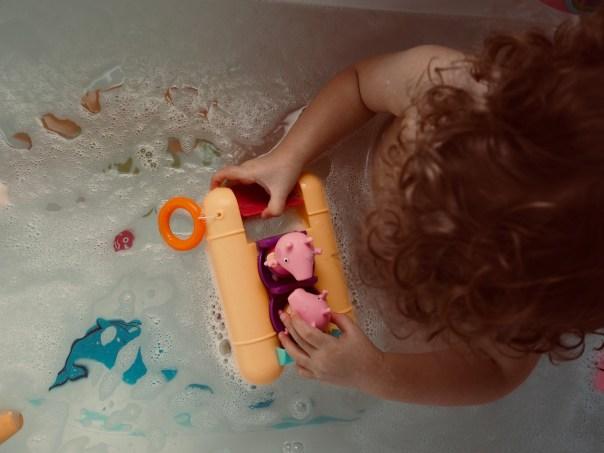 Peppa Pig Bath Toys