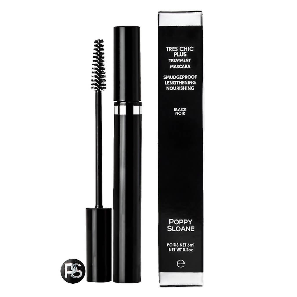 Smudge Proof Mascara Tres Chic Plus with capixyl by Poppy Sloane - main product photo