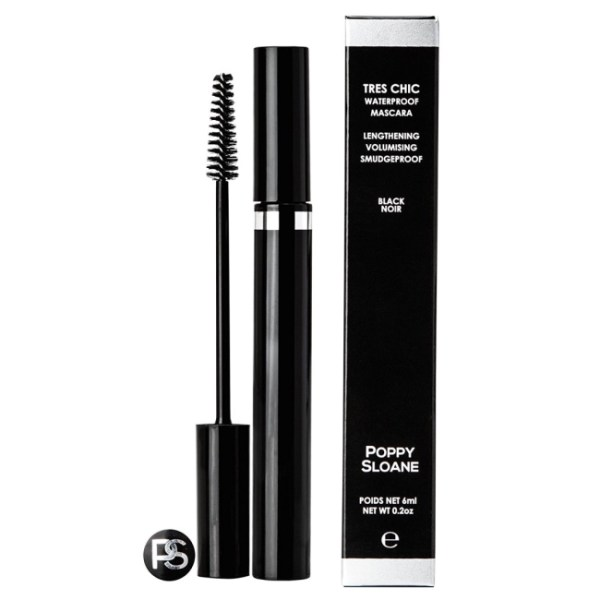 Smudge Proof Mascara Tres Chic Original by Poppy Sloane - product photo