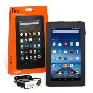 "7"" Amazon Fire Tablet, 8GB Sweepstakes"