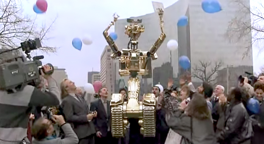pop rewind \u2014 the johnny 5 movie you don\u0027t know aboutthe johnny 5 movie you don\u0027t know about posted by lee pop in 1988, tristar pictures released short circuit 2