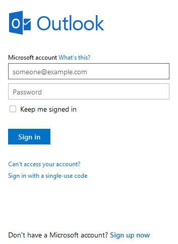 Msn com hotmail inbox sign in