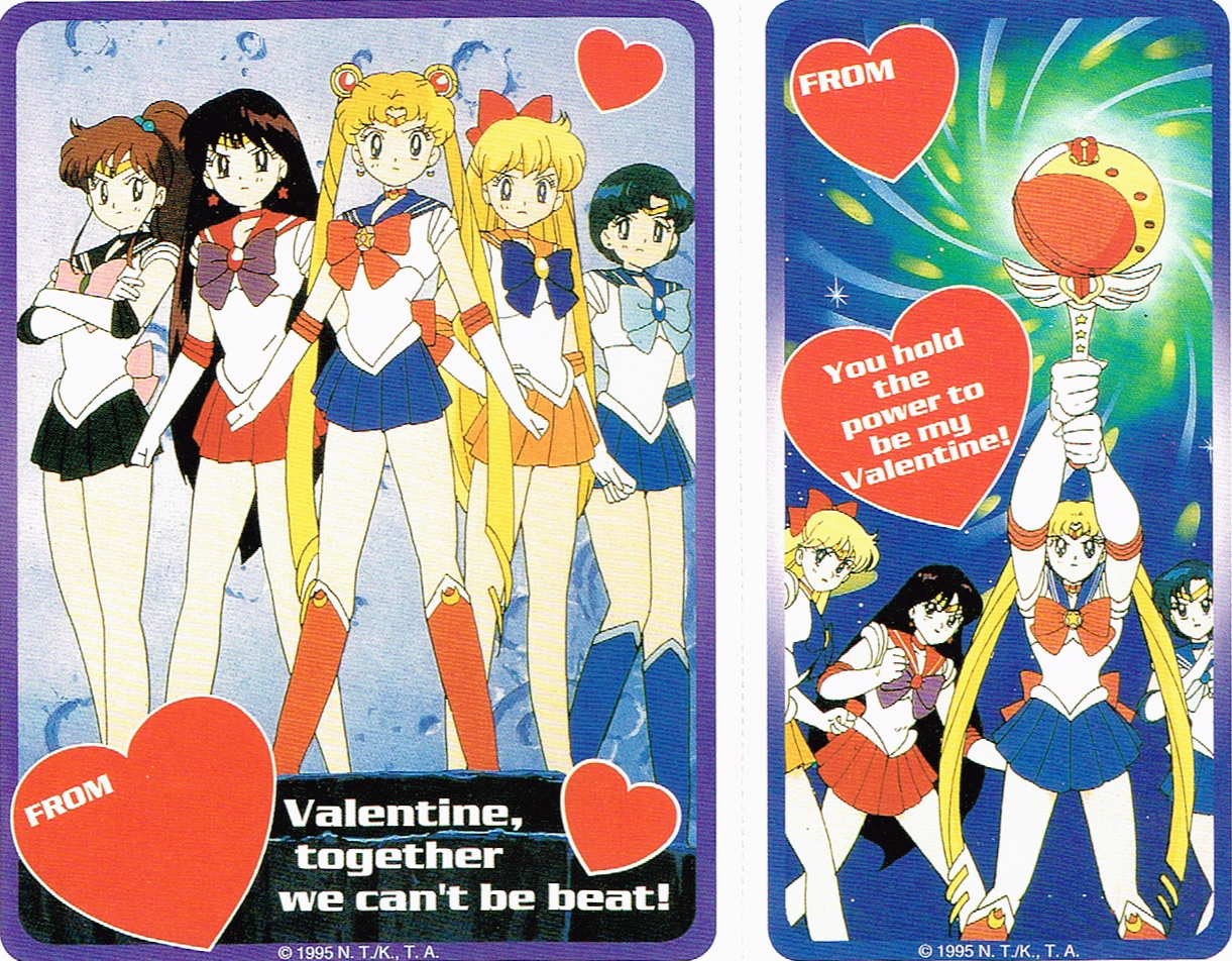 Sailor Moon Valentines 003