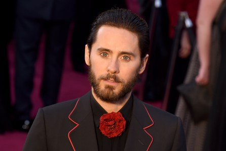 Mandatory Credit: Photo by Stephen Lovekin/REX/Shutterstock (5599377gg) Jared Leto 88th Annual Academy Awards, Arrivals, Los Angeles, America - 28 Feb 2016