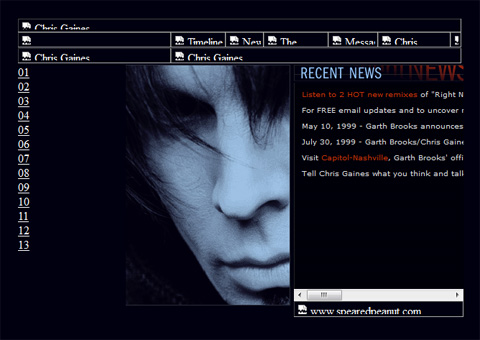 chris-gaines-website
