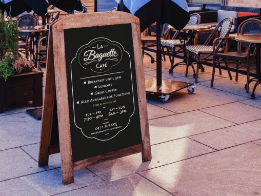 La Baguette Café