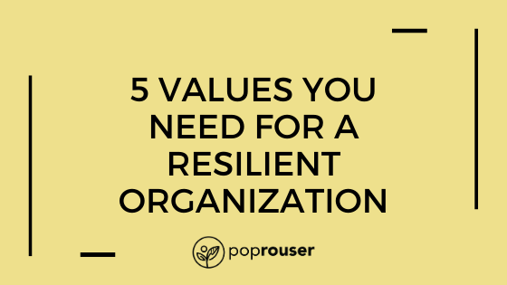 resilient org values featured image