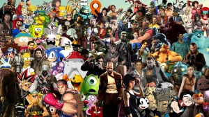 All the character you will ever need.