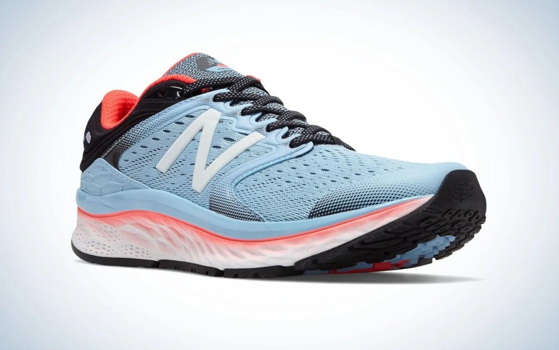 New Balance Men's Fresh Foam 1080 V8 Running Shoe are some of the best men's running shoes.