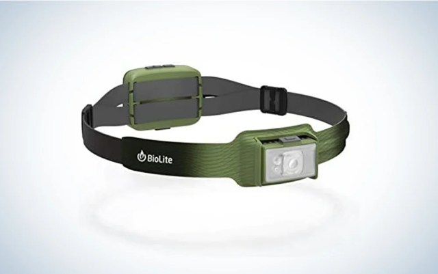 green biolite headlamp