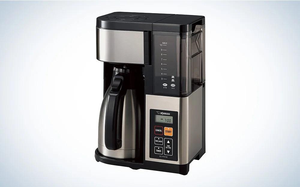 zojirushi coffee maker prime day