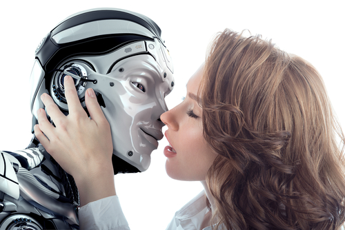 Risultati immagini per arrivano i robot sessuali
