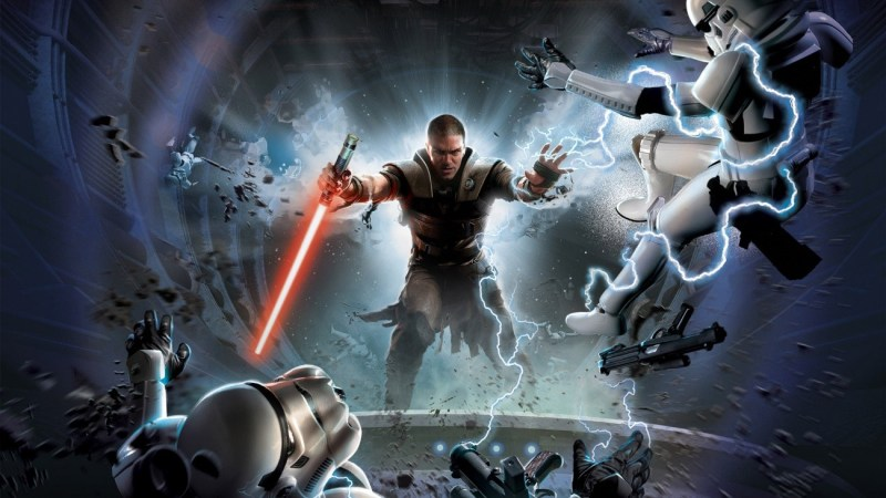 Resultado de imagem para the force unleashed banner