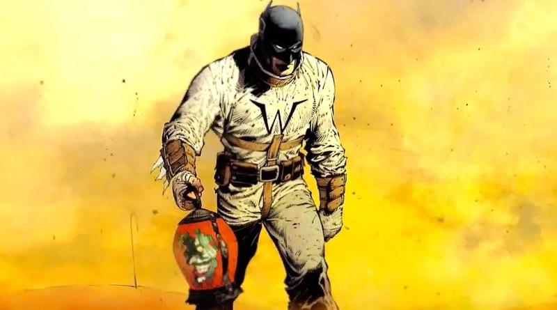Preview de 1º capítulo de Batman: Last Knight on Earth online