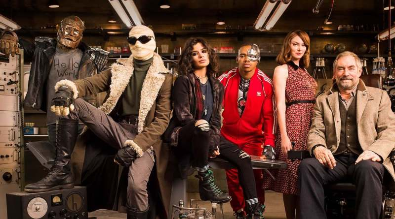 Doom Patrol S02E05: A Patrulha do Dedo!