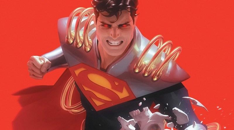 Superboy Prime salva o universo DC?