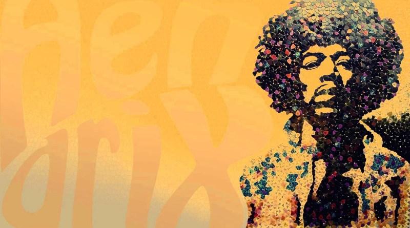 50 Anos da Morte de Jimi Hendrix