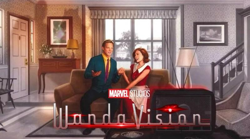Divulgado O Trailer de WandaVision!