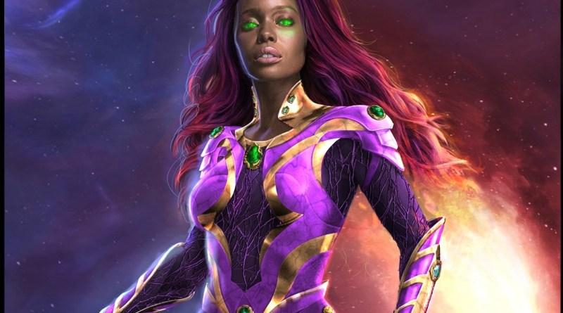 Novo uniforme da Estelar da série Titans!