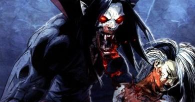 """O Vampiro-Vivo Retorna em """"Morbius: Bond of Blood"""""""