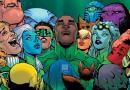 Detalhes da fase Infinite Frontier do Lanterna Verde!