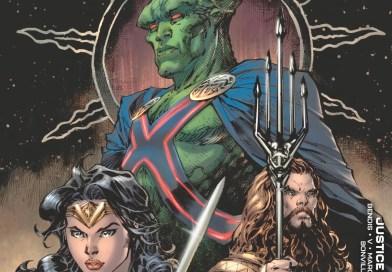 Liga da Justiça! Capas variantes Snyder Cut!